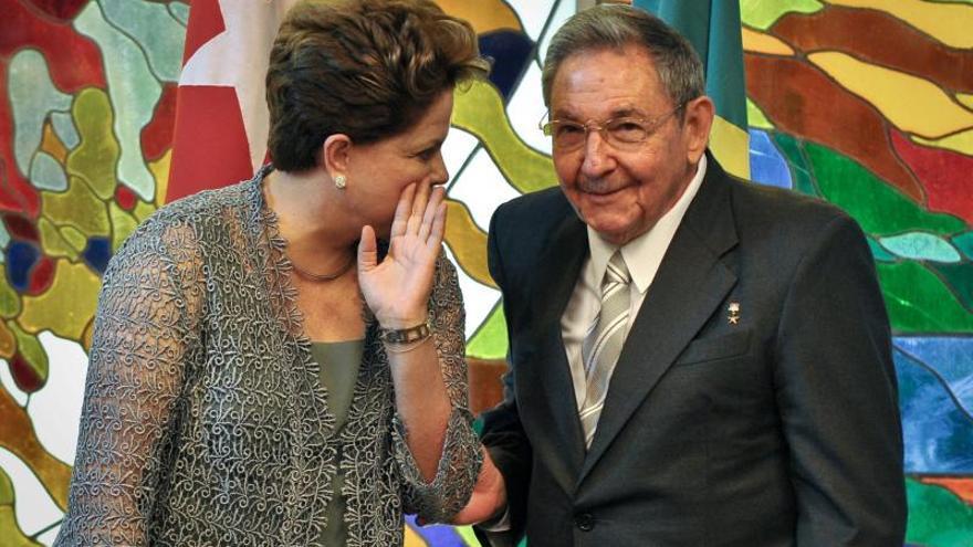 Rousseff inaugurará con Castro el lunes la primera parte del Puerto de Mariel