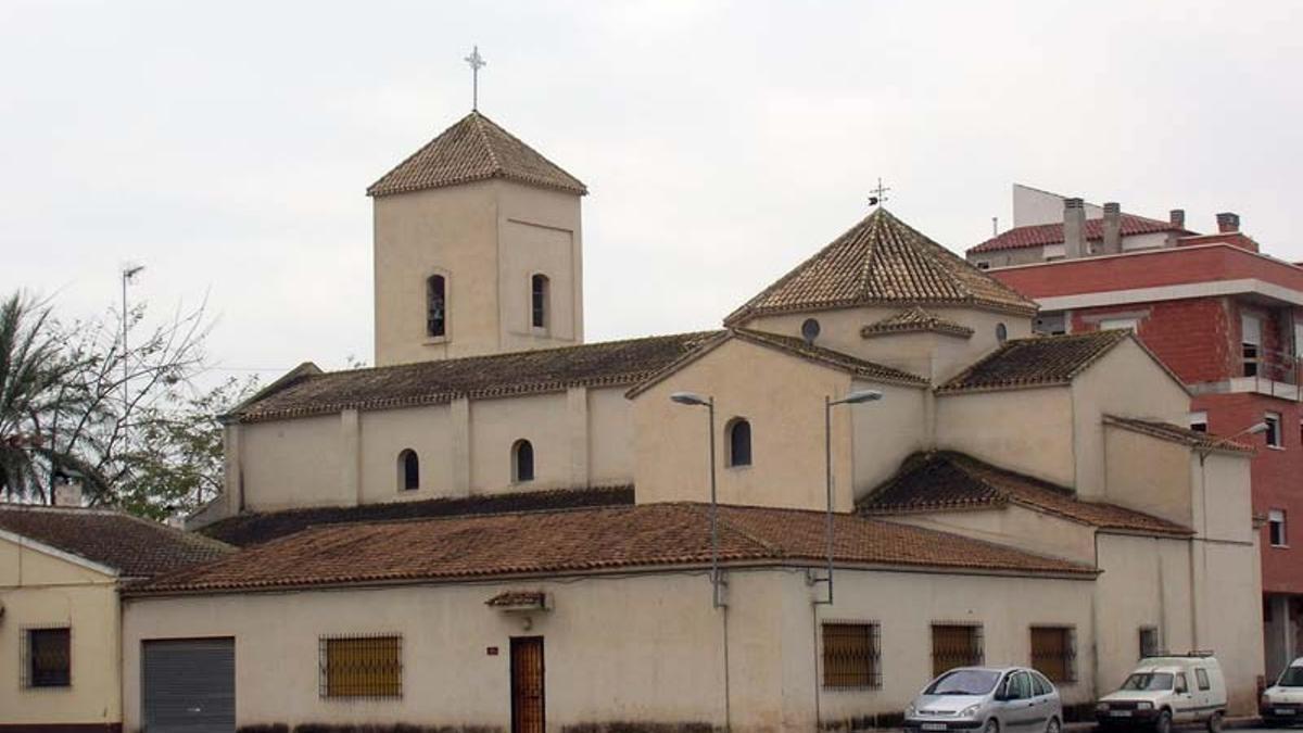 Iglesia de El Raal