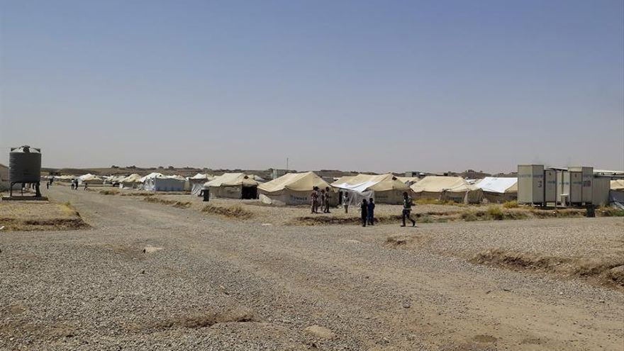 La destrucción de Mosul frena el regreso de los desplazados en Irak