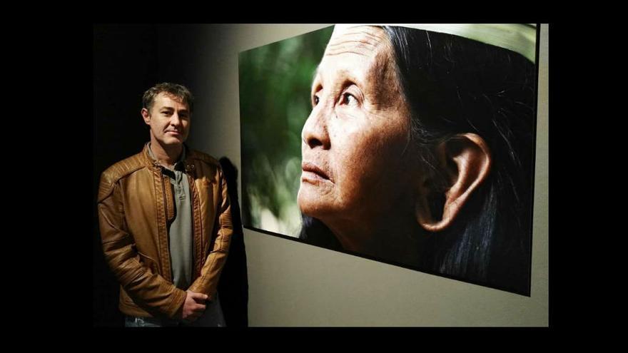 Exposición 'Mujeres Waorani. Guardianas de la Amazonía'