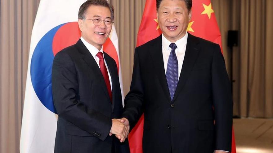 China defiende relación económica y comercial con Corea del Norte ante Trump