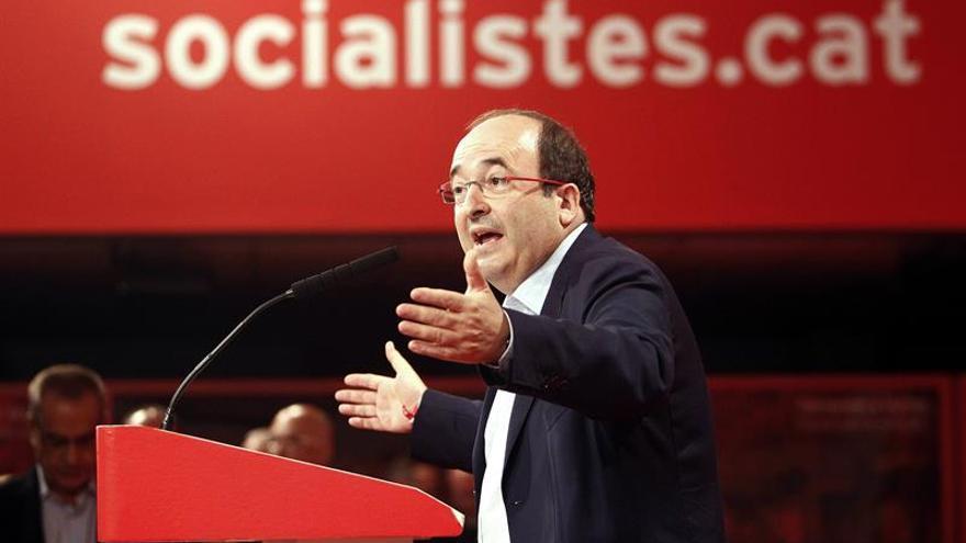 PSOE-PSC, una relación fraternal salpicada de discrepancias