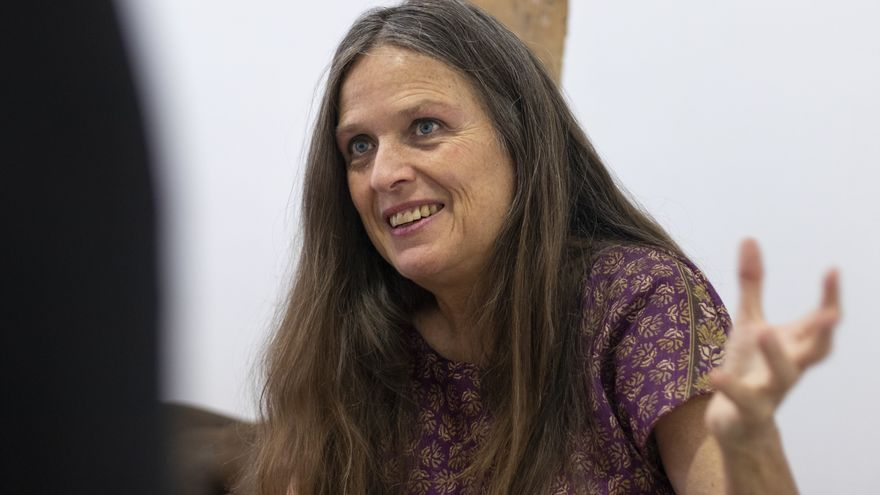Ouka Leele; pintora, poetisa y fotógrafa española