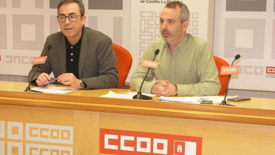 CCOO propone crear un Instituto regional de Salud Laboral para luchar contra la siniestralidad en la región
