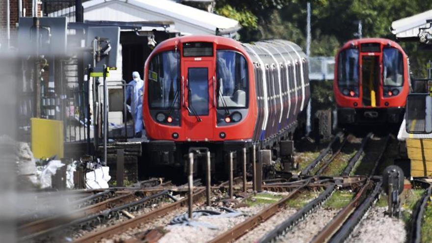 Reabierta la estación de Parsons Green tras explosión