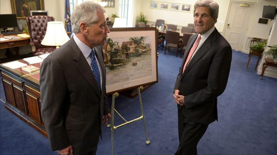 El Gobierno de Obama informará hoy a senadores de discusiones sobre Siria