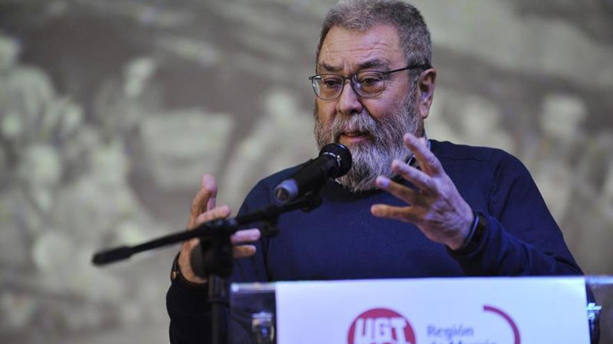 """Méndez cree que el """"brexit"""" hace más necesario el papel de los sindicatos"""