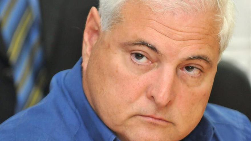 Martinelli es declarado en rebeldía por un caso de indultos en Panamá