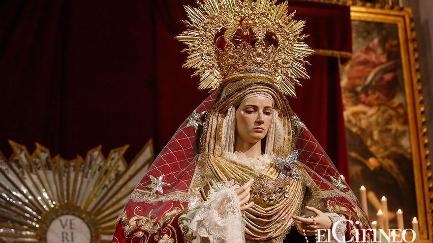 Bendición de María Santísima de Regla | ÁLEX GALLEGOS