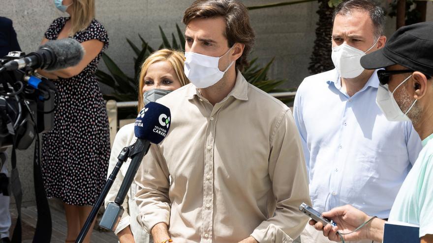 "Montesinos (PP): ""España entera está rota de dolor"" por Anna y Olivia"