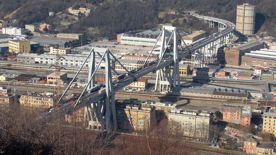 El puente de Morandi