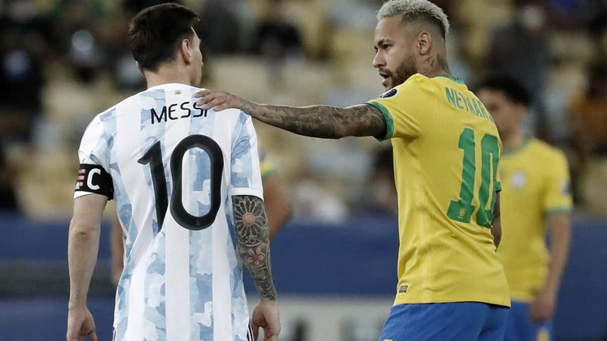 Argentina se enfrenta a Brasil en un Superclásico por las Eliminatorias Sudamericanas