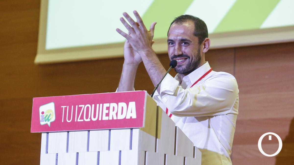 XXIV Asamblea Provincial de IU en Córdoba y nombramiento del nuevo coordinador provincial de IU Córdoba, Sebastián Pérez