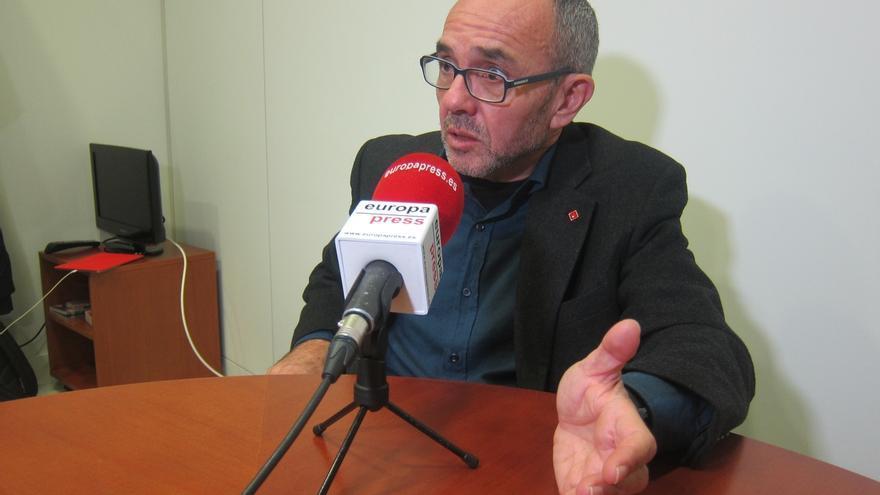 """Coscubiela acusa a Mas de degradar la política queriendo ser presidente """"a cualquier precio"""""""