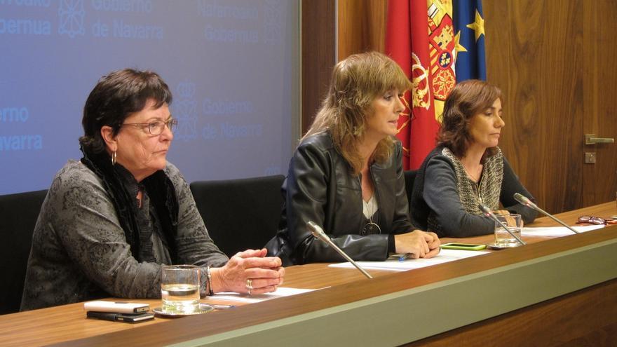 Navarra solicita al Ministerio de Agricultura información semanal sobre los movimientos de las laderas de Yesa