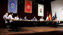 Pleno del Ayuntamiento de Yaiza