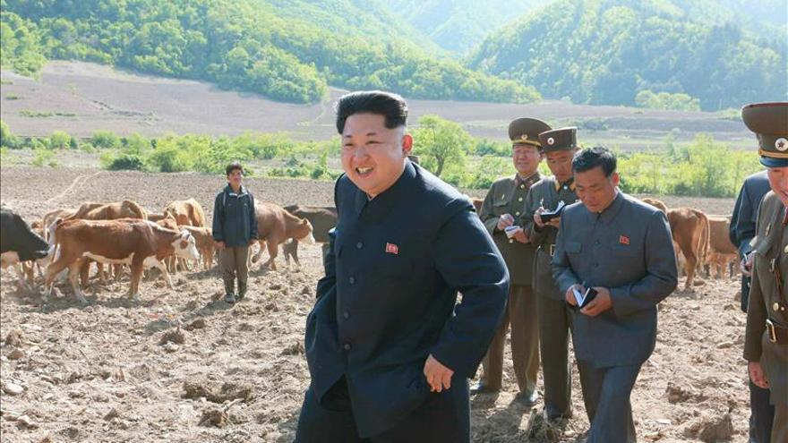El líder norcoreano afirma por primera vez que posee la bomba de hidrógeno