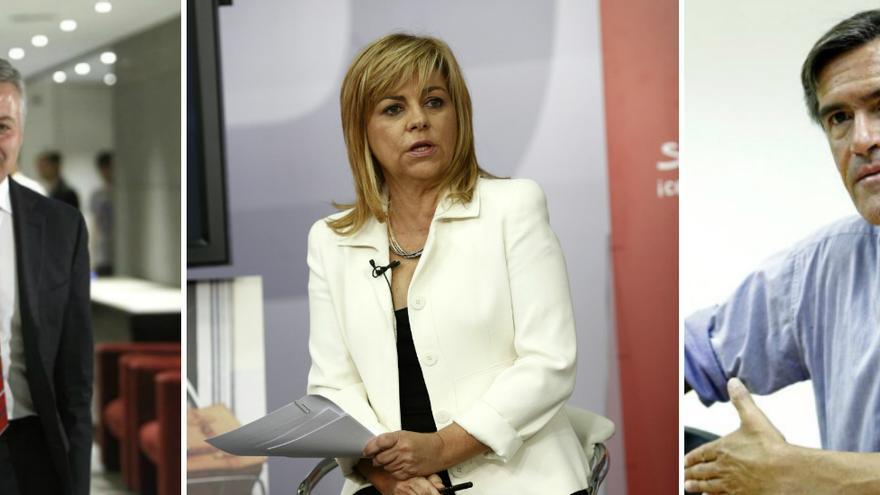Blanco, Valenciano y Jáuregui podrían estar en las listas del PSOE a las Europeas