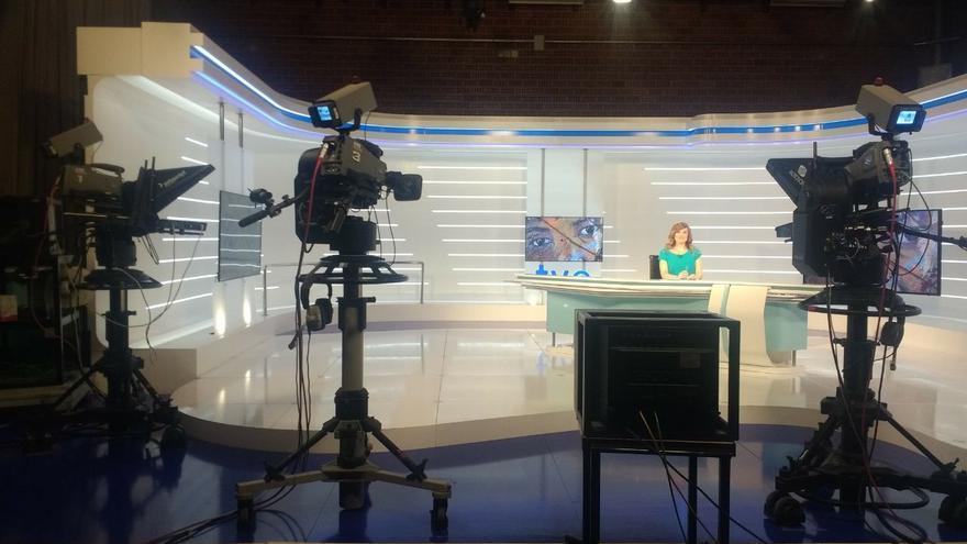 Plató de RTVE CLM