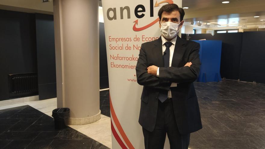 Ignacio Ugalde, reelegido presidente de ANEL (Asociación Navarra de Empresas Laborales).