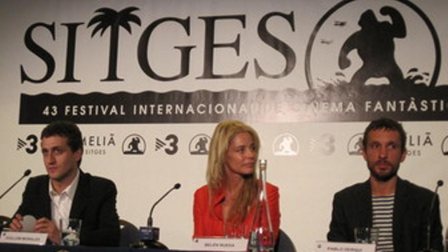 Belén Rueda participa en el festival de cine de Sitges