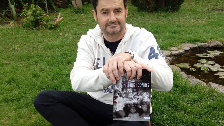 El escritor Felipe Díaz Barrios.