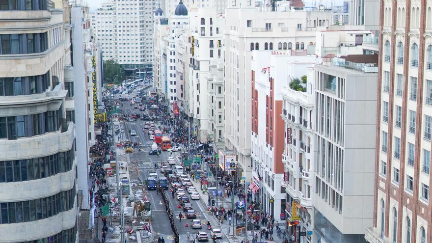 Marcha #CaminandoPorLibertad en Madrid