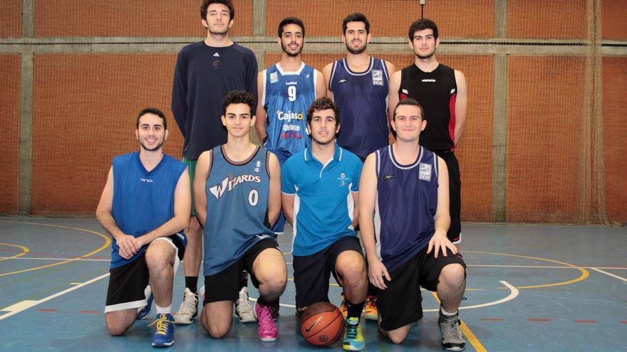 Campeones de baloncesto de la Copa Campus 2014