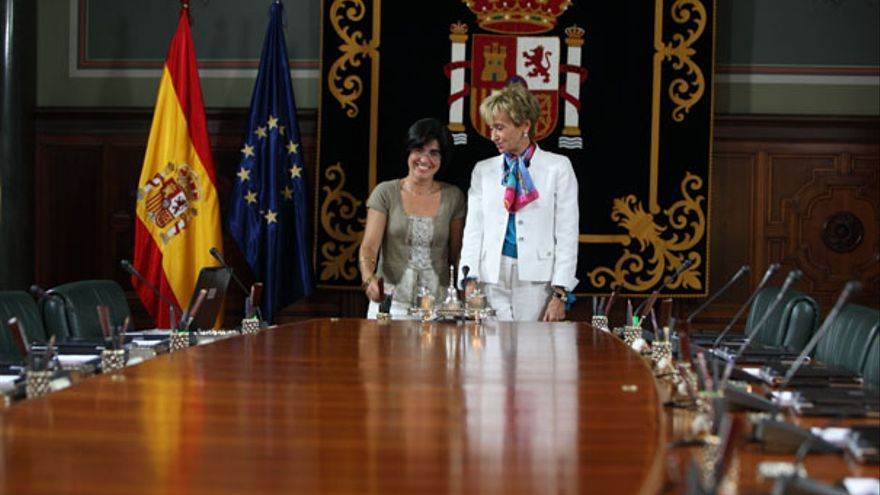 De la llegada de Fernández de la Vega a la Delegación del Gobierno #4
