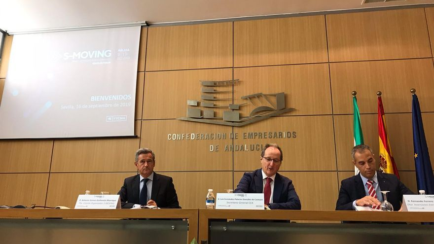 La cita se ha presentado este lunes en la sede de la CEA en Sevilla.