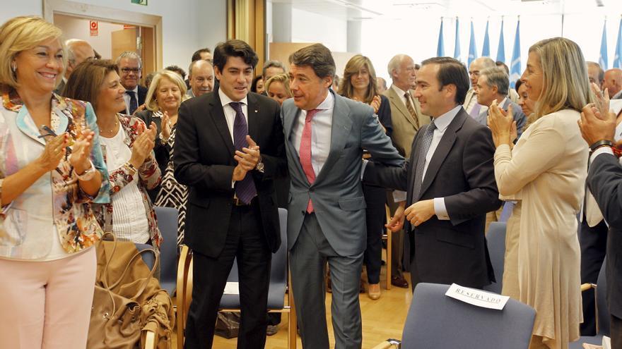 González defiende ante los suyos el continuismo de las políticas de Aguirre