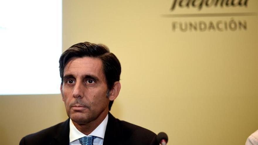 Álvarez-Pallete compra 615.000 acciones de Telefónica por 5,3 millones