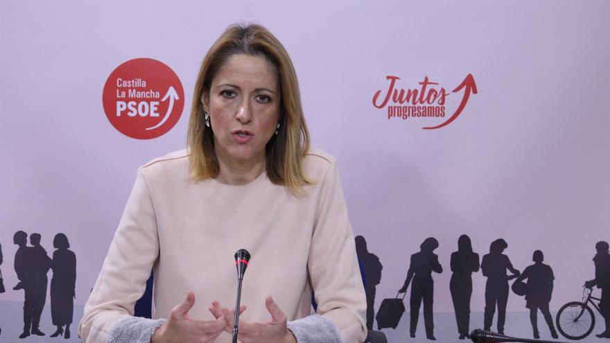 Cristina Maestre FOTO: PSOE