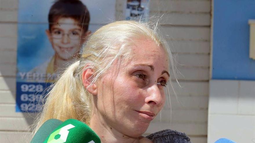 La madre de Yéremi acude al juicio a El Rubio: Llevo 9 años esperando a verlo