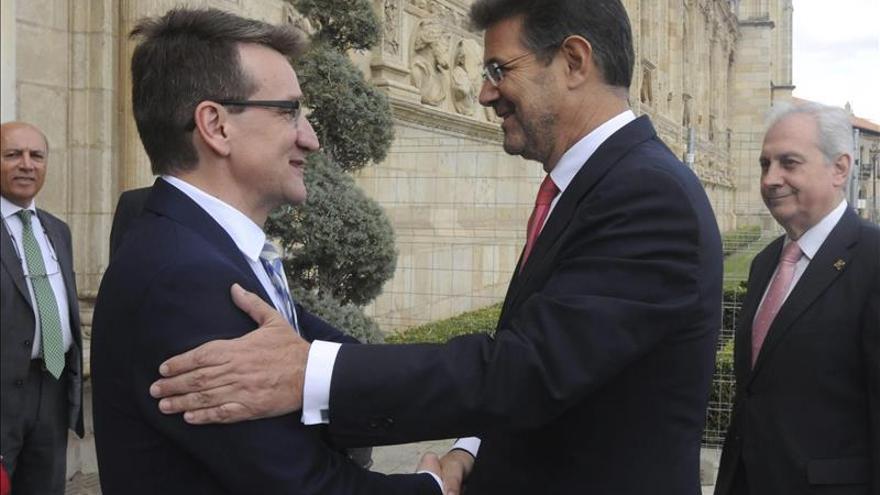 """Catalá considera que la ley de enjuiciamiento criminal """"se ha desenfocado"""""""