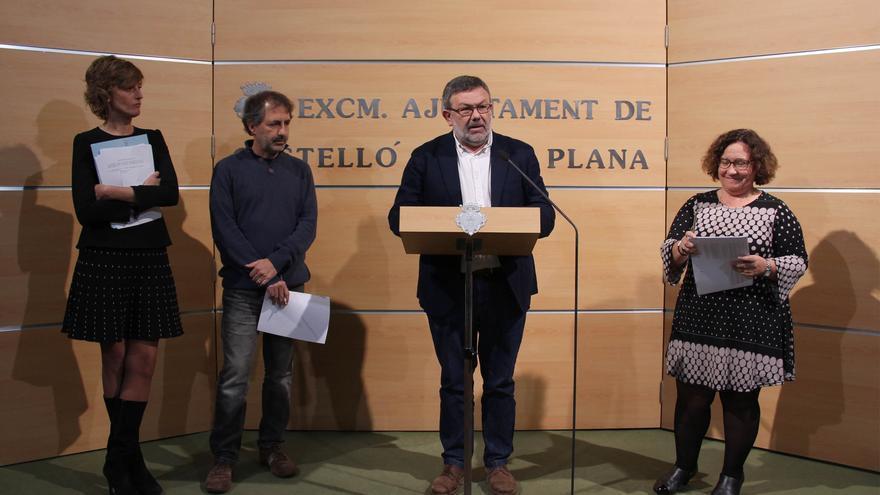 Presentación del presupuesto del Ayuntamiento de Castellón para 2017.