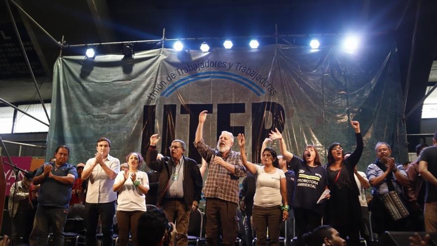 Unión de Trabajadores y Trabajadoras de la Economía Popular (UTEP)