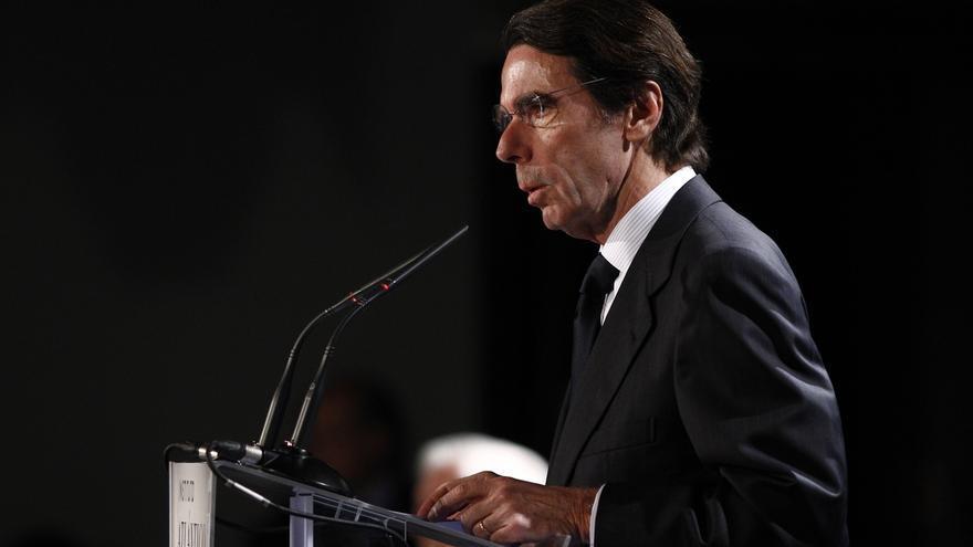 Aznar, citado hoy en los juzgados de Madrid por decir que el Gobierno de Chávez financió a Podemos
