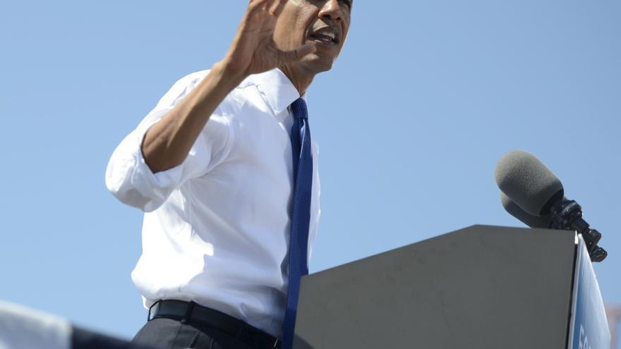 Obama pide en Virginia un segundo mandato para terminar de cumplir sus promesas