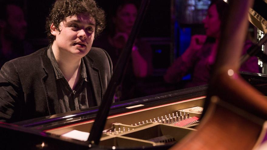 Juan Sebastián Vázquez, pianista vasco de jazz