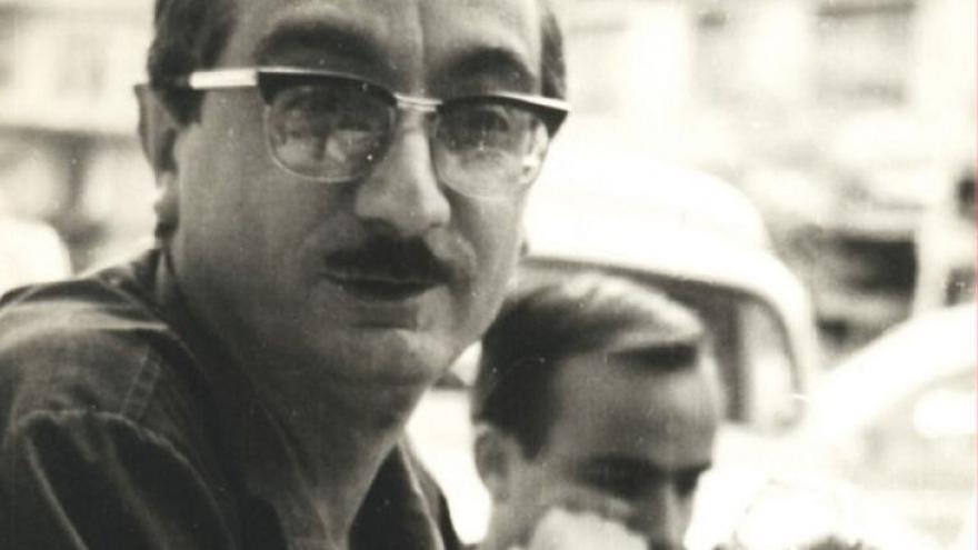 L'escriptor Joan Fuster.