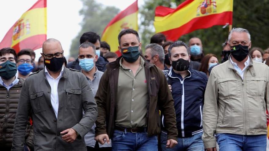 """Abascal pide al PP que """"aclare"""" su postura sobre la gestión del Gobierno"""