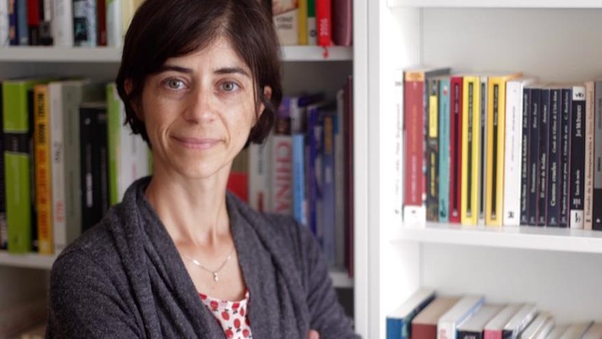 La economista Nagore Iriberri.