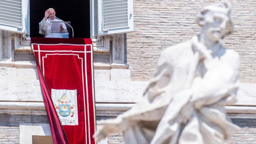 """El papa, """"muy afligido"""" por la conversión en la mezquita de Santa Sofía"""