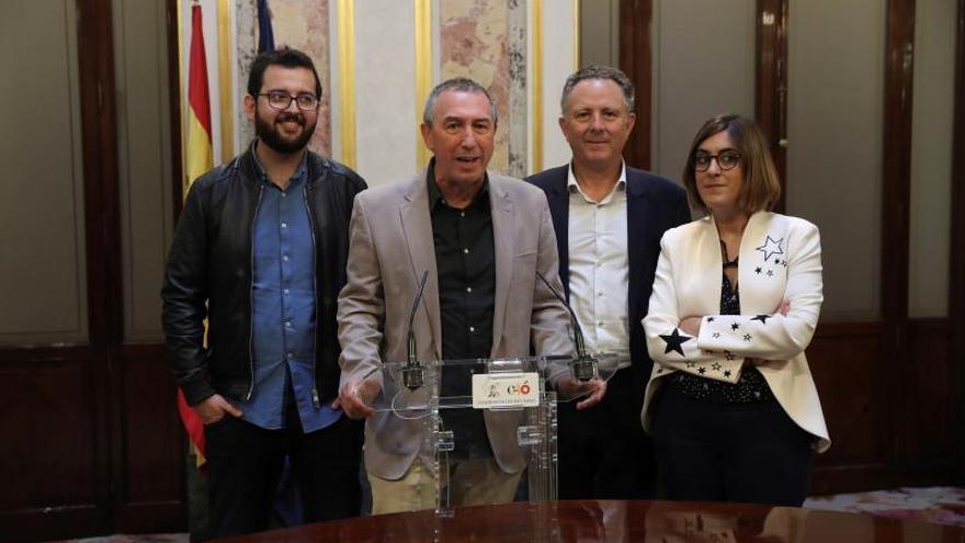 """Compromís dice que será un """"aliado leal"""" de Sánchez si este cumple"""