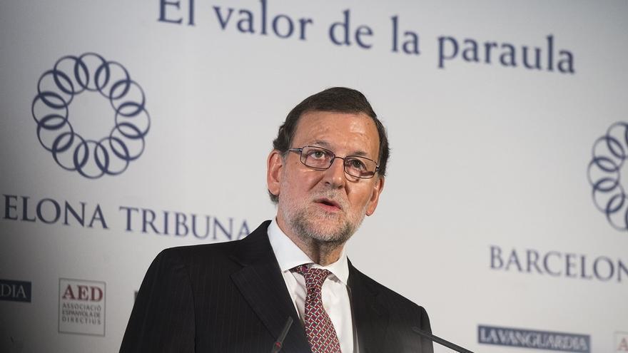 """Rajoy ve """"poco comprensible"""" que Rivera no quiera apoyar al PP y pueda permitir un gobierno de Podemos-PSOE"""