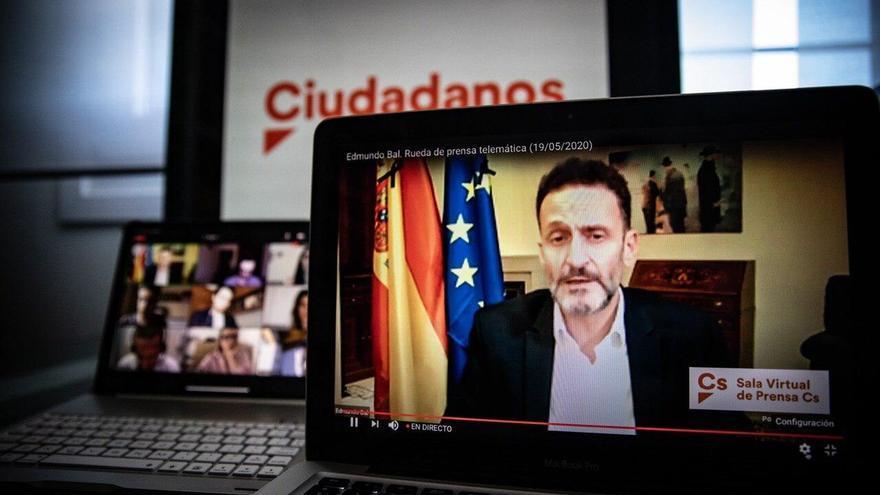 Bal avisa al Gobierno de que cualquier concesión a los nacionalistas será incompatible con el pacto con Cs
