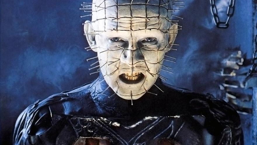 Pinhead es quizá una de las creaciones más memorables del autor de 'Razas de noche'