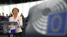 Von der Leyen se compromete a que la UE sea neutra para el clima en 2050