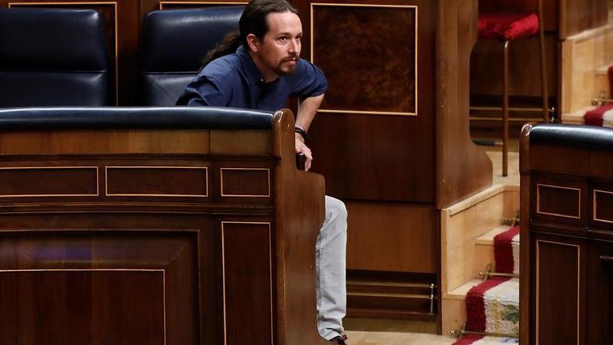 El Congreso vota mañana la petición de Podemos de subir el SMI a 800 euros en 2018